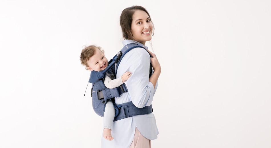 Nowe nosidełko BabyBjorn One Air ++