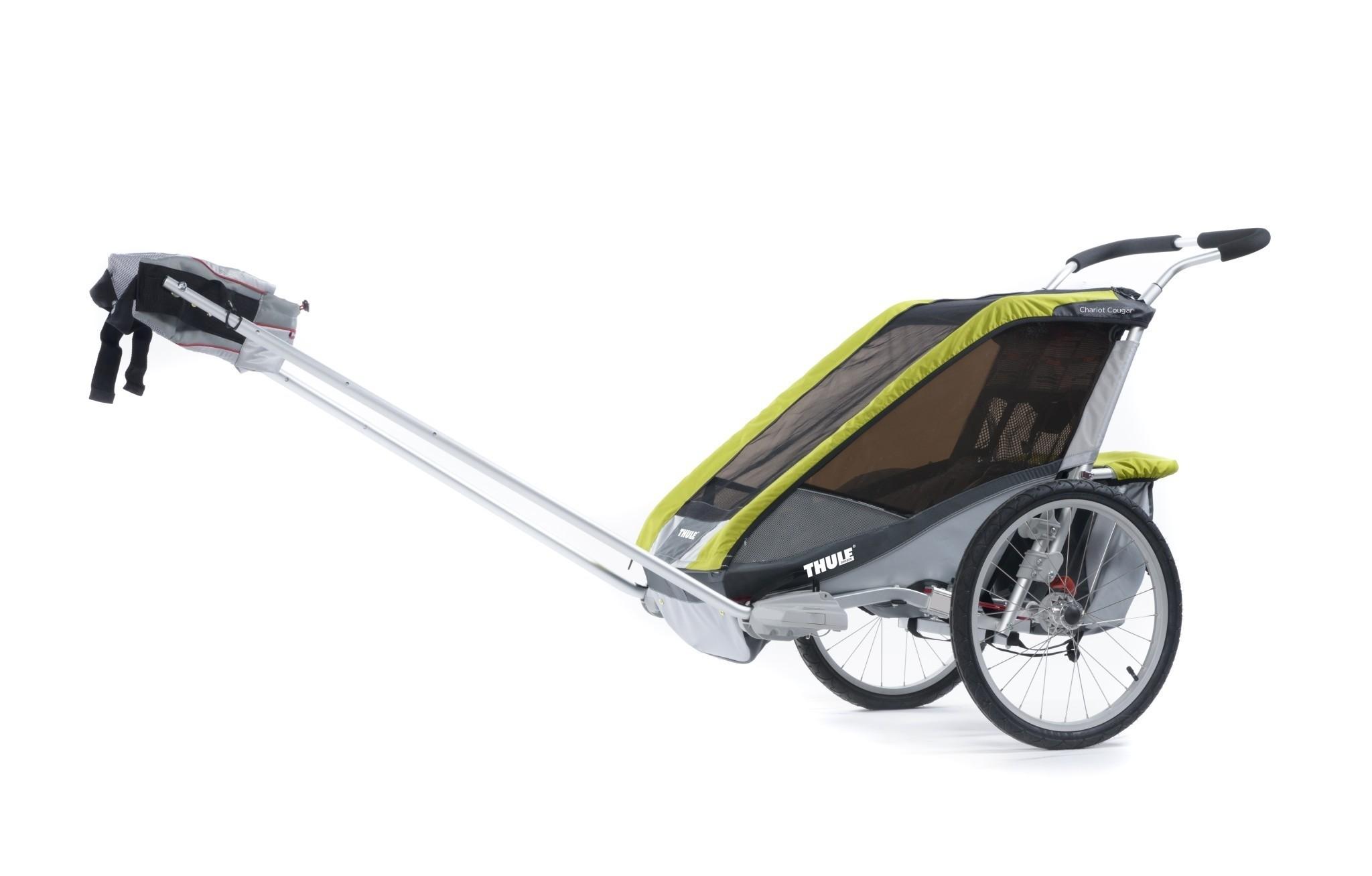 Thule Chariot Cougar 1 Avocado, | Scandinavian Baby